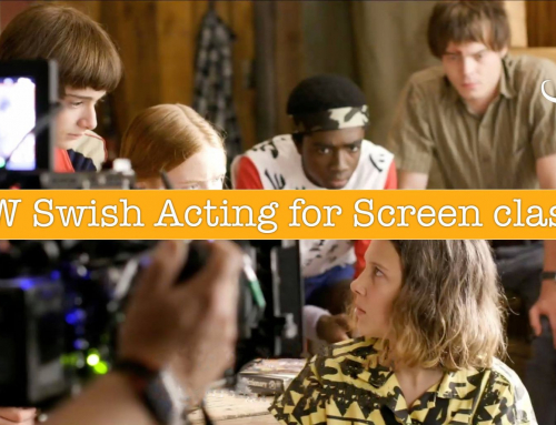 Acting For Screen
